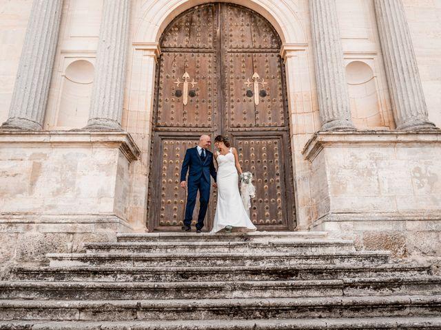 La boda de Fernando y Beatriz en Ucles, Cuenca 42