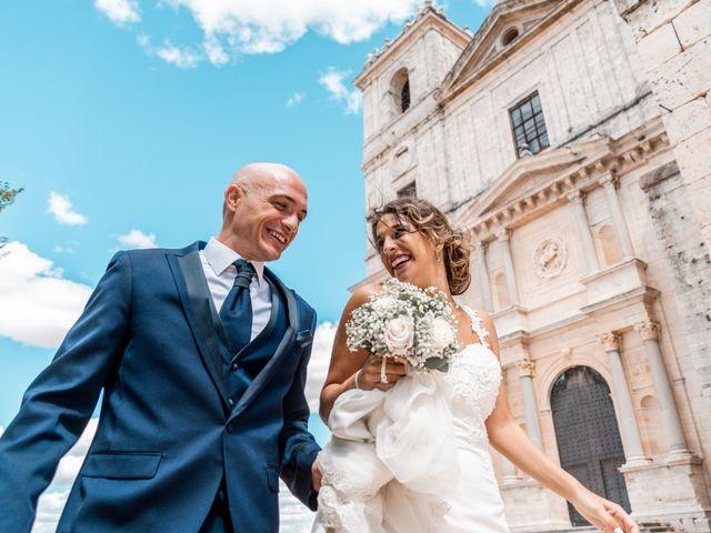 La boda de Fernando y Beatriz en Ucles, Cuenca 44