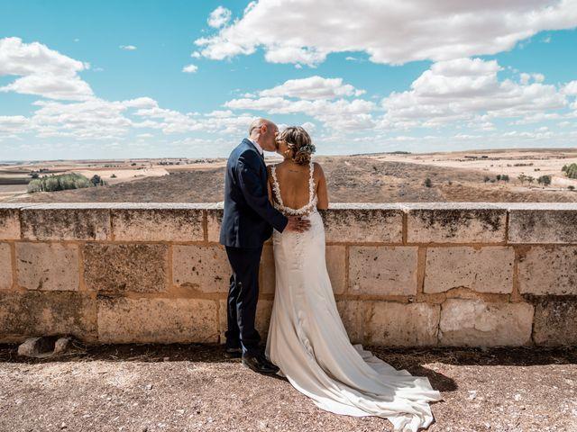 La boda de Fernando y Beatriz en Ucles, Cuenca 45