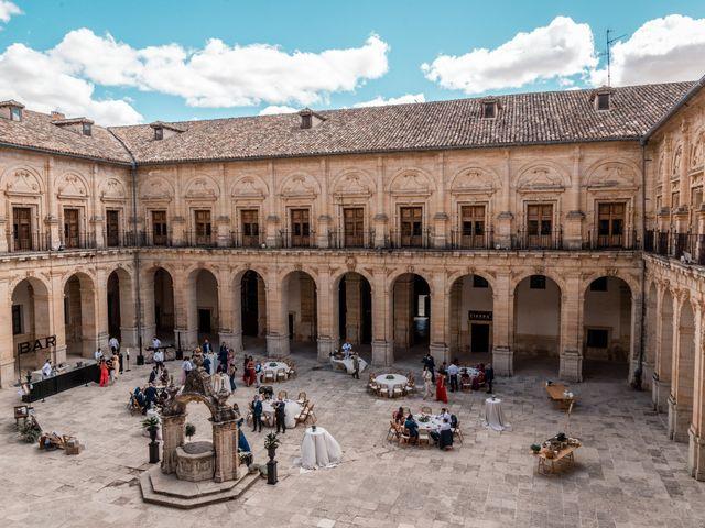 La boda de Fernando y Beatriz en Ucles, Cuenca 46