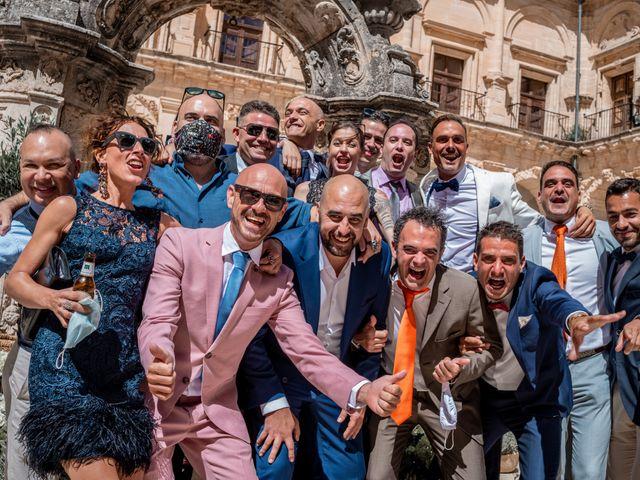 La boda de Fernando y Beatriz en Ucles, Cuenca 47