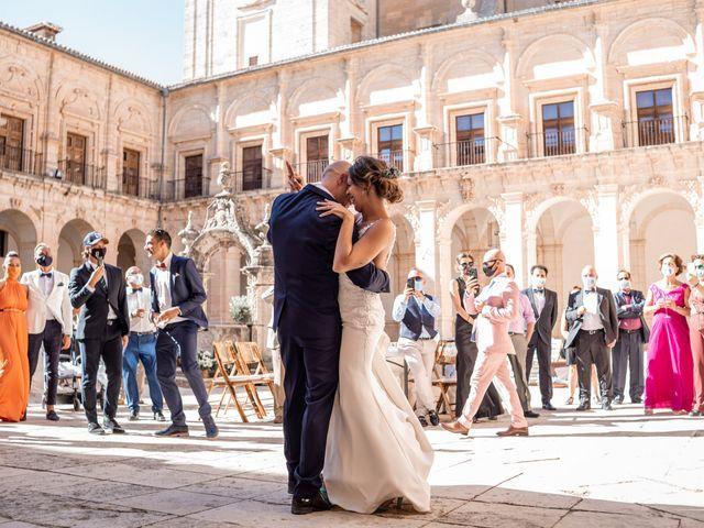 La boda de Fernando y Beatriz en Ucles, Cuenca 52