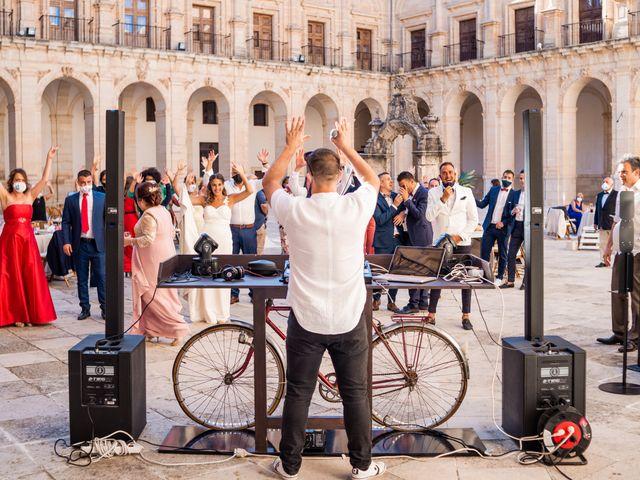 La boda de Fernando y Beatriz en Ucles, Cuenca 53