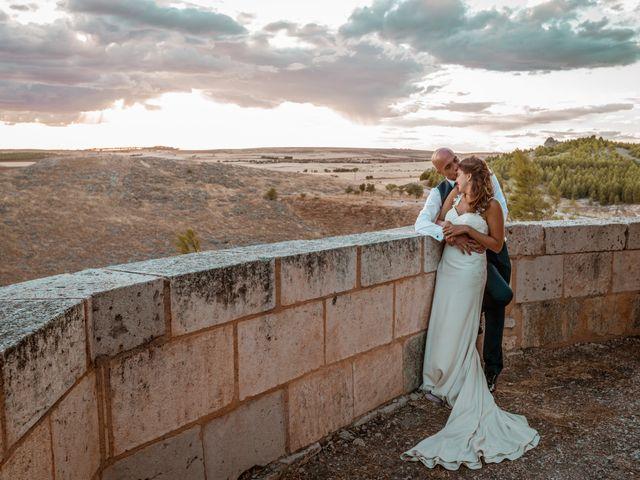 La boda de Fernando y Beatriz en Ucles, Cuenca 57