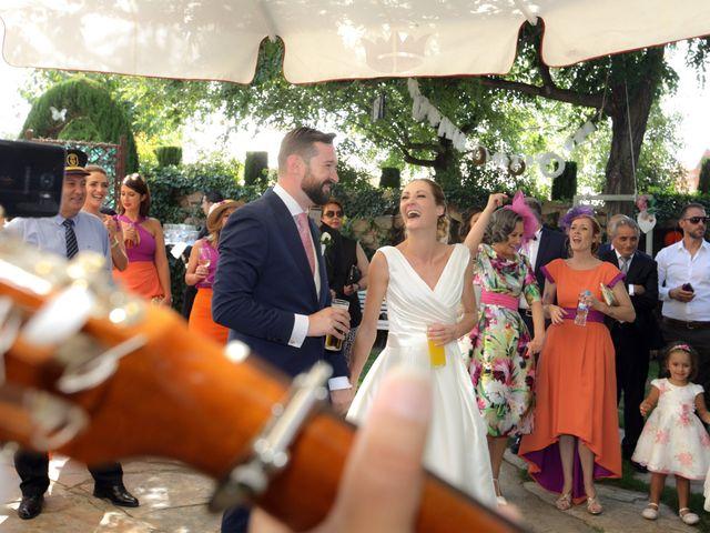 La boda de Jorge y Bea en Alcalá De Henares, Madrid 19