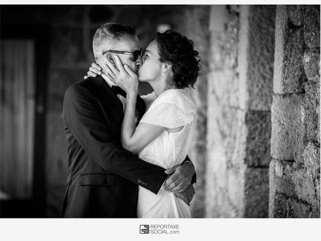 La boda de Pedro y Ana en Celanova, Orense 3