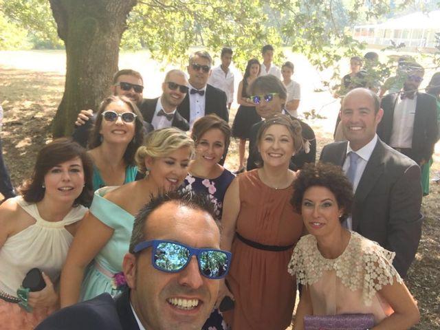 La boda de Pedro y Ana en Celanova, Orense 1