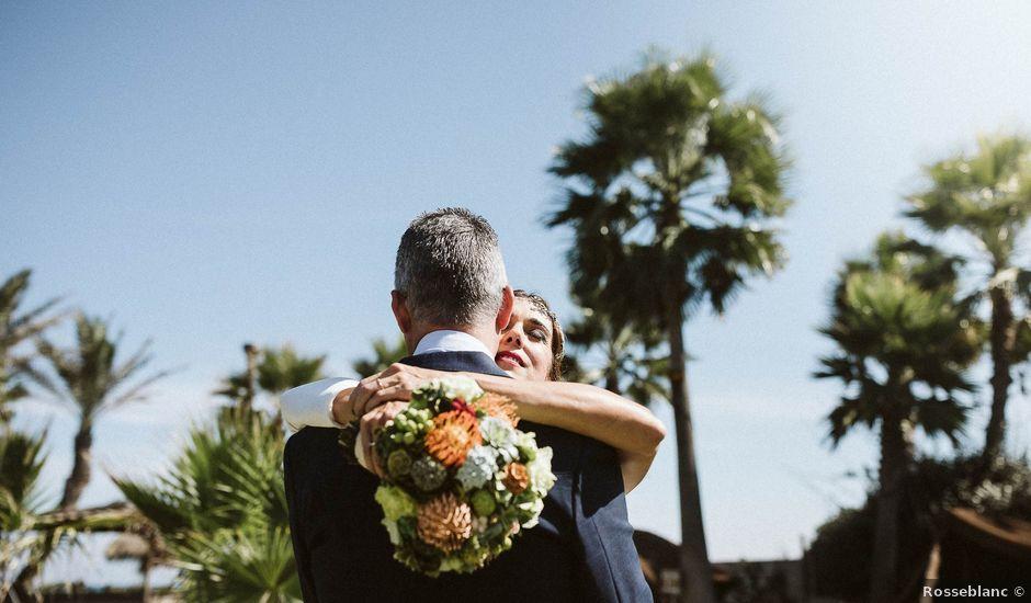 La boda de Quino y Gema en Sotogrande, Cádiz