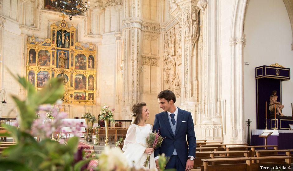 La boda de Rubén y Patricia en Toledo, Toledo