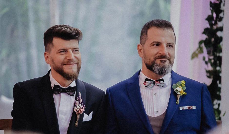 La boda de Iván  y Rafa en Chiva, Valencia