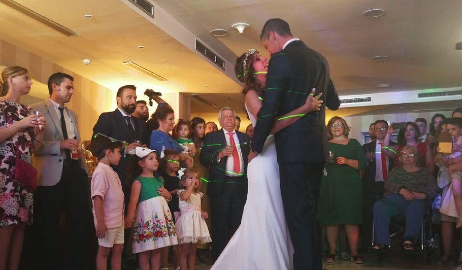 La boda de Javier y Raquel en Córdoba, Córdoba
