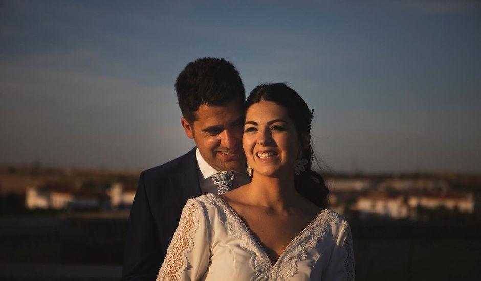 La boda de Omar y Lorena en Olivenza, Badajoz
