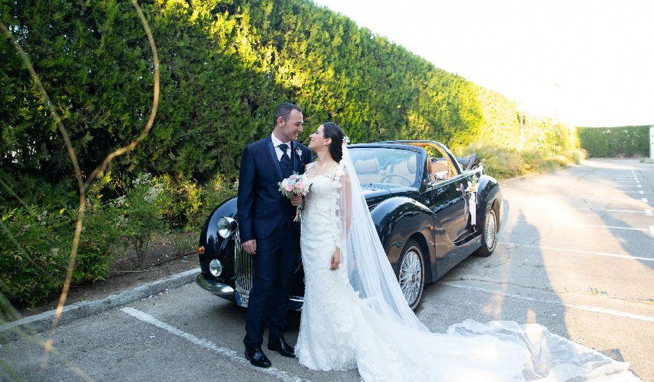 La boda de Alvaro  y Elena  en Illescas, Toledo