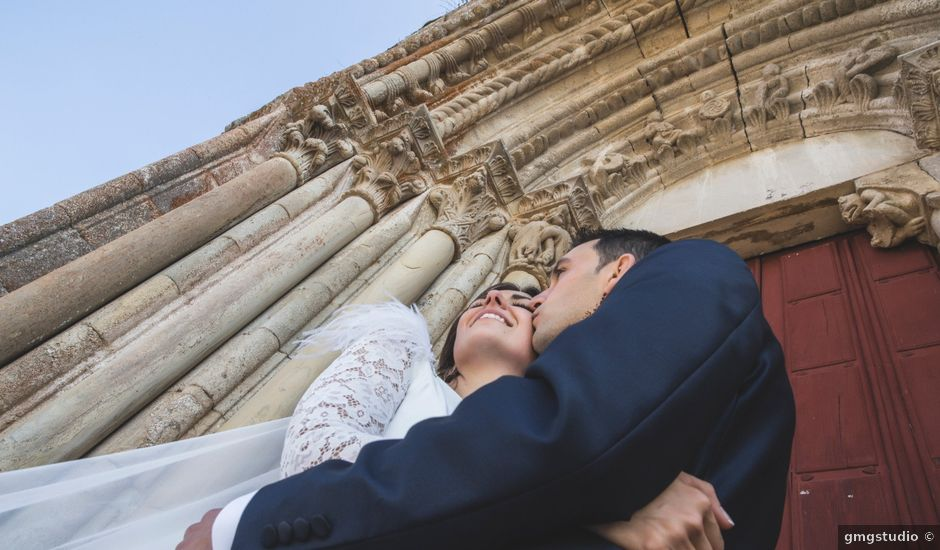 La boda de Martín y Jenny en Sober (Casco Urbano), Lugo