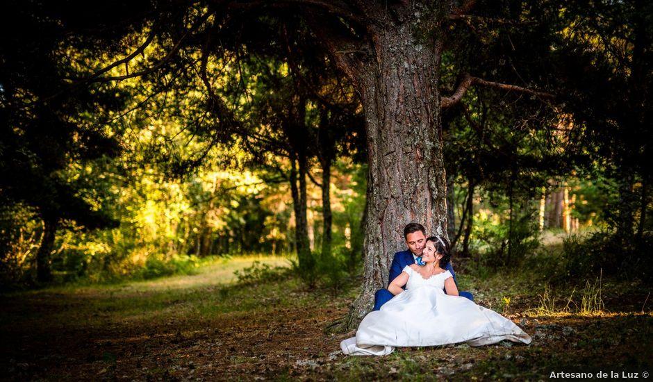 La boda de Carlos y Alba en Boadilla Del Monte, Madrid