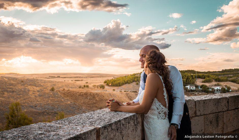 La boda de Fernando y Beatriz en Ucles, Cuenca
