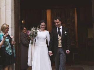 La boda de Natalia y Javier 1