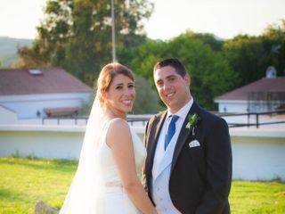 La boda de Macarena y Martín