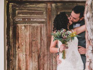 La boda de Almudena y Juan