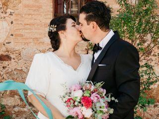 La boda de Mariola y David 1