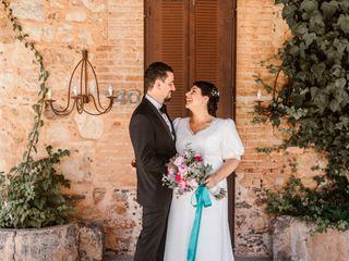 La boda de Mariola y David