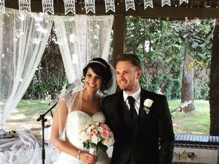La boda de Noelia y Greg