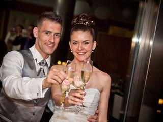 La boda de Sandra y Ruben