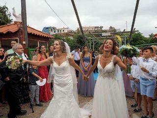 La boda de Omayra y Natalia