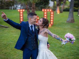 La boda de Leti y Dani