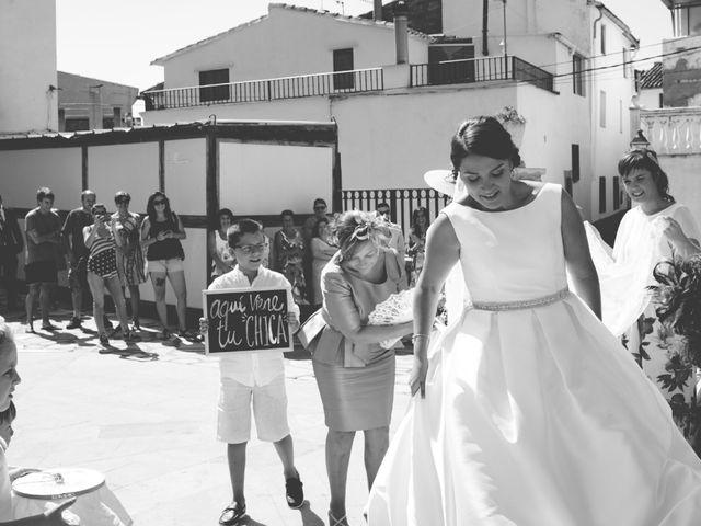 La boda de Jose y Marta en Onda, Castellón 25