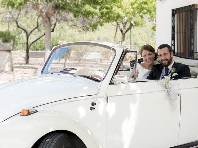 La boda de Jose y Marta en Onda, Castellón 43