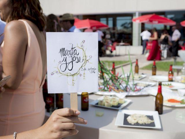 La boda de Jose y Marta en Onda, Castellón 45