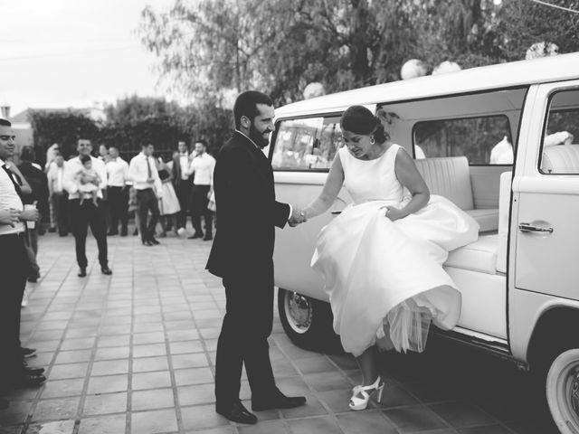 La boda de Jose y Marta en Onda, Castellón 54