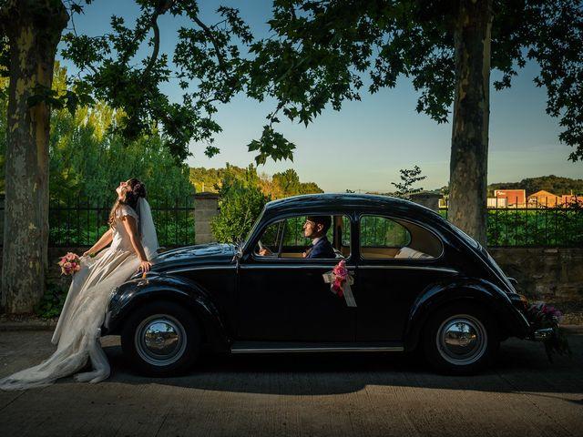 La boda de Javier y Sonia en Barbastro, Huesca 1