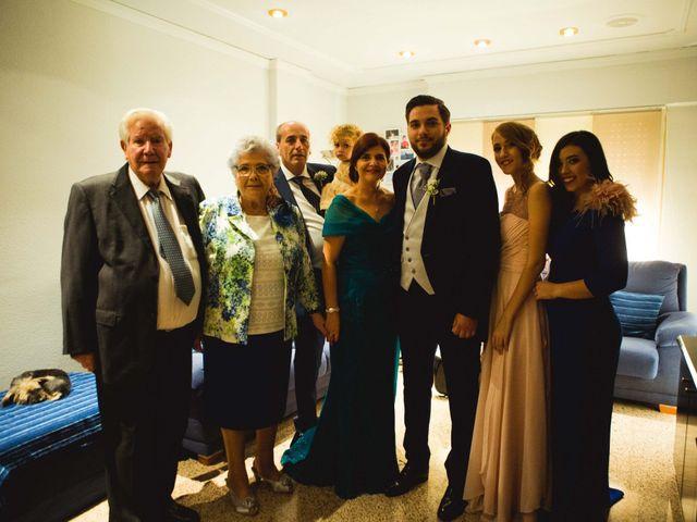 La boda de Joaquín y Esther en Santa Pola, Alicante 17