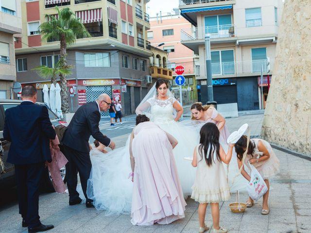 La boda de Joaquín y Esther en Santa Pola, Alicante 53