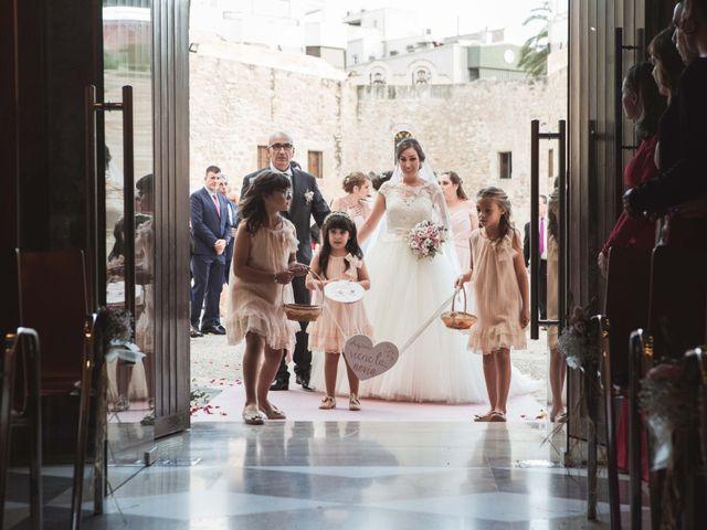 La boda de Joaquín y Esther en Santa Pola, Alicante 61