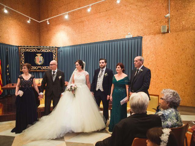 La boda de Joaquín y Esther en Santa Pola, Alicante 67