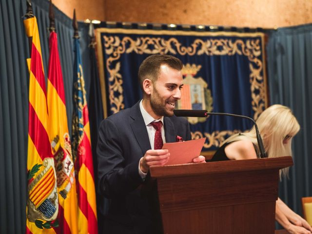 La boda de Joaquín y Esther en Santa Pola, Alicante 71