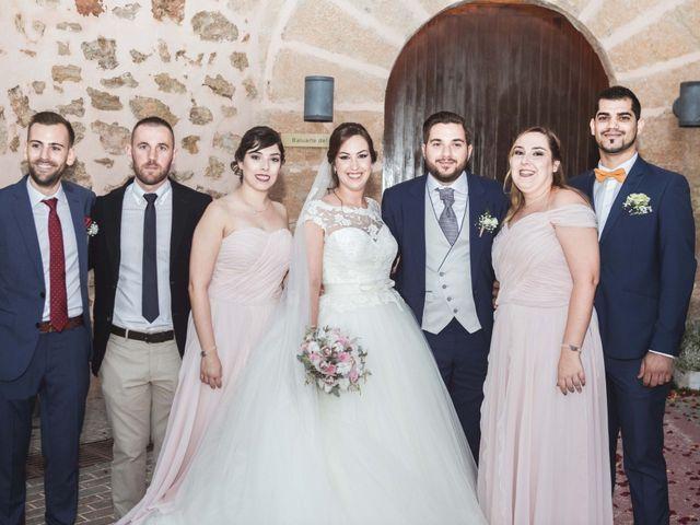La boda de Joaquín y Esther en Santa Pola, Alicante 91