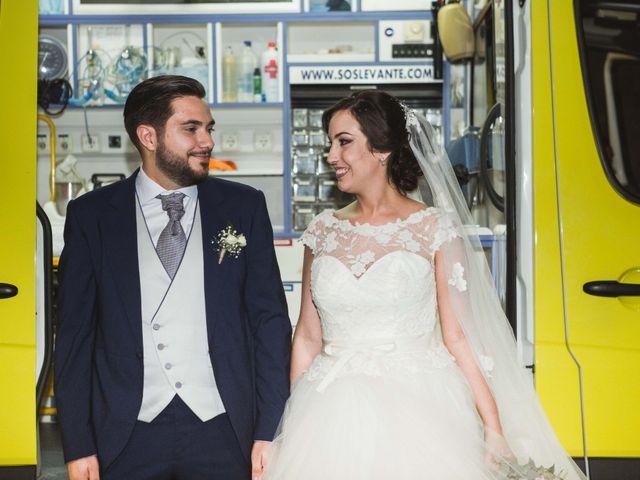 La boda de Joaquín y Esther en Santa Pola, Alicante 100