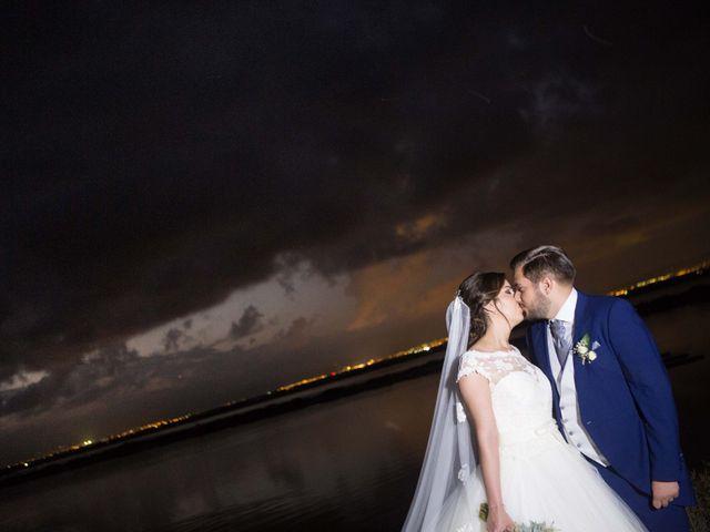 La boda de Joaquín y Esther en Santa Pola, Alicante 104
