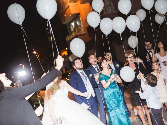 La boda de Joaquín y Esther en Santa Pola, Alicante 110