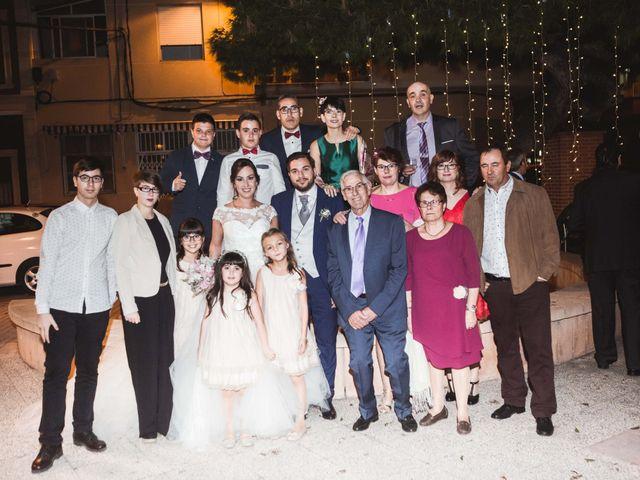 La boda de Joaquín y Esther en Santa Pola, Alicante 113