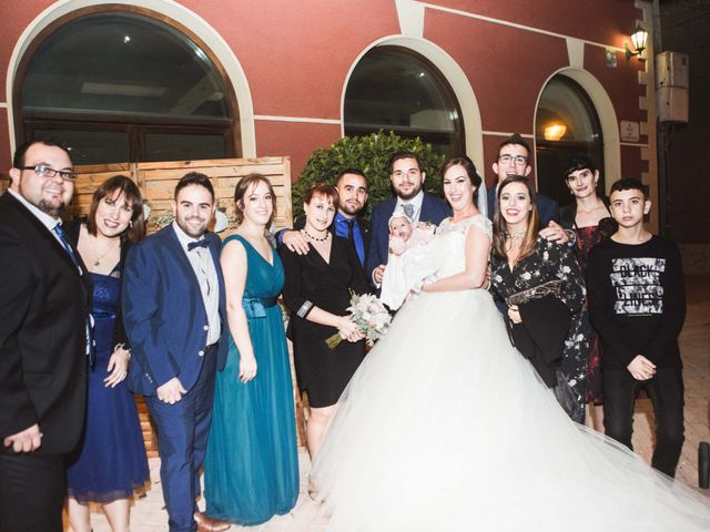 La boda de Joaquín y Esther en Santa Pola, Alicante 120