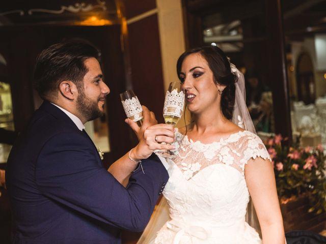 La boda de Joaquín y Esther en Santa Pola, Alicante 121