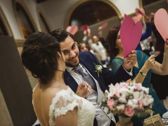 La boda de Joaquín y Esther en Santa Pola, Alicante 128