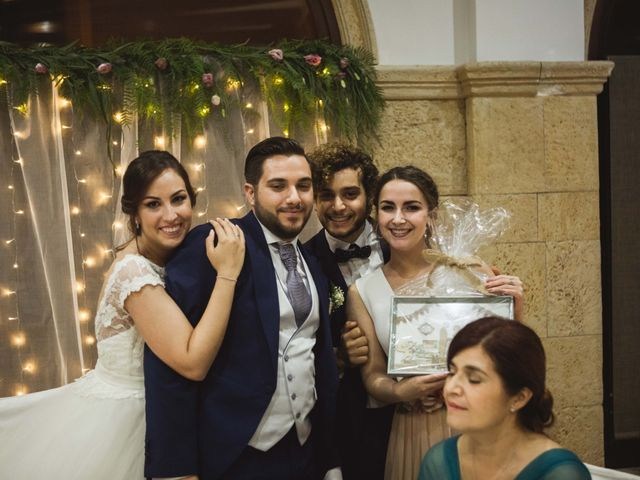 La boda de Joaquín y Esther en Santa Pola, Alicante 133