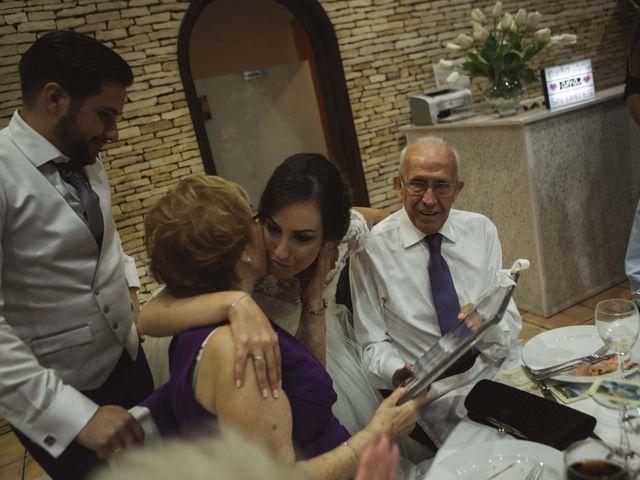 La boda de Joaquín y Esther en Santa Pola, Alicante 164