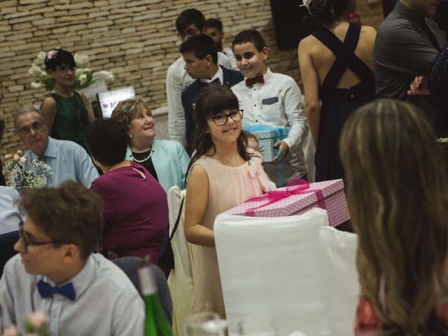 La boda de Joaquín y Esther en Santa Pola, Alicante 197